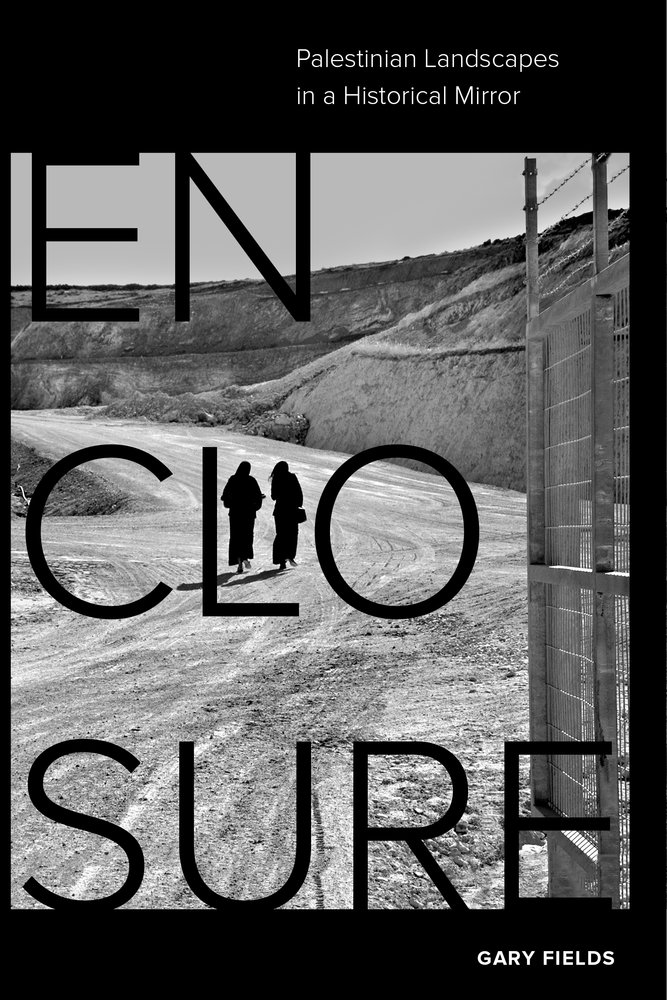 Cover of the book Enclosure by Gary Fields